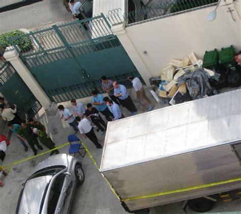 Sepatu Vn Sn C 07 nổ tại kho của tổng l 227 nh sự qu 225 n mỹ tại tphcm tin tức