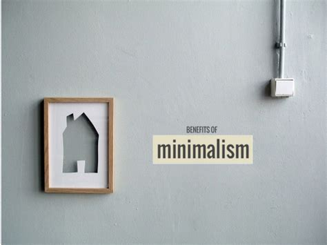 what is minimalism what are the benefits of minimalism housekeeper london