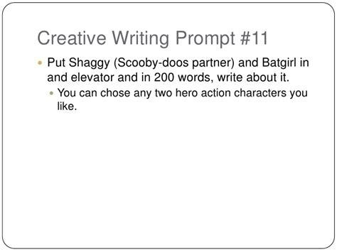 creative essay writing topics creative writing writes prompts