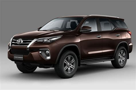 Toyota India Sales New Toyota Fortuner To Launch In India On November 7 News18