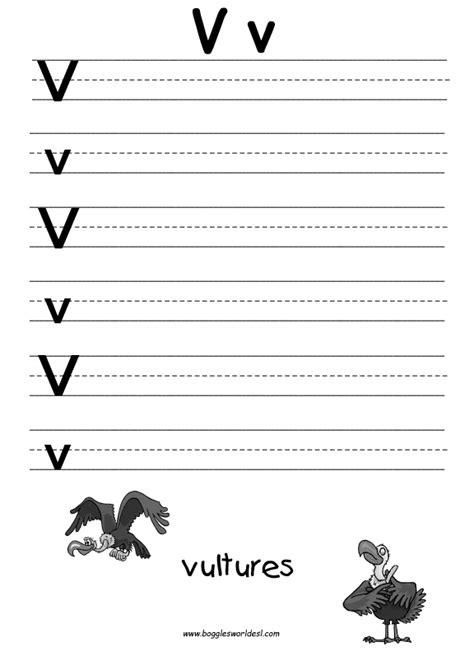 vv pattern words list letter v worksheets for kindergarten worksheets for all