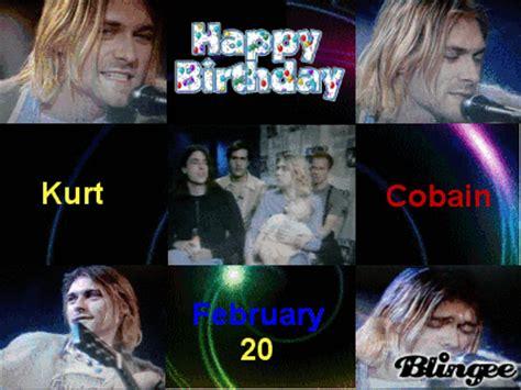 birthdate kurt cobain 623 happy birthday kurt cobain