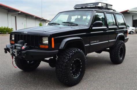 2001 Jeep Sport Lift Kit Purchase Used 2001 Jeep Sport 4x4 Xj Fully Built