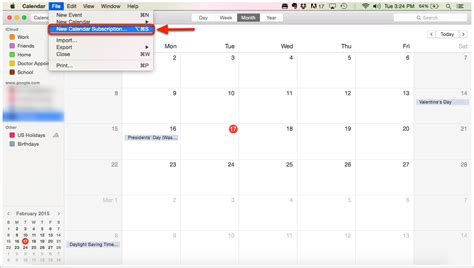 Add Calendar To Ical Add Your Calendar Feed To Your Calendar About Managersal