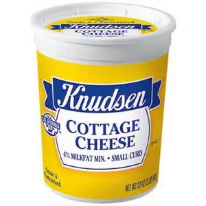knudsen small curd cottage cheese 32 oz walmart
