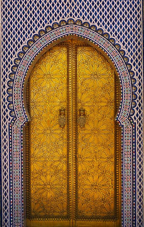golden door photograph by ivan slosar