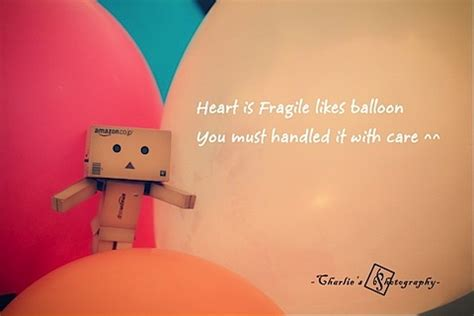 Balon You Are Loved Balon Hati danbo dewiasrilah