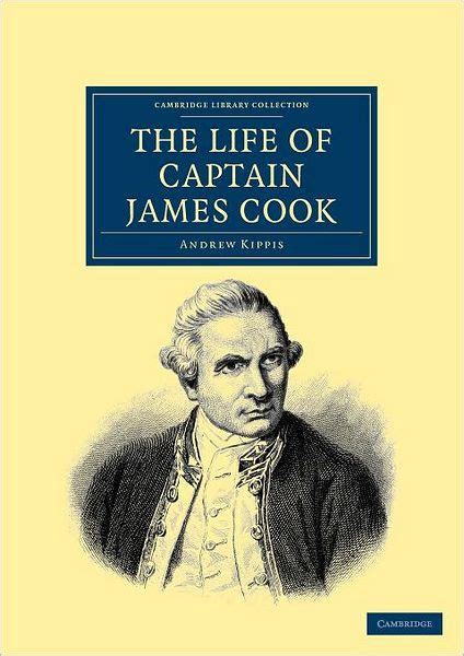 libro captain james cook the life of captain james cook by andrew kippis paperback barnes noble 174