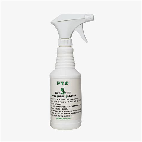 pool table cleaner ptc cue silk pool table cleaner spray
