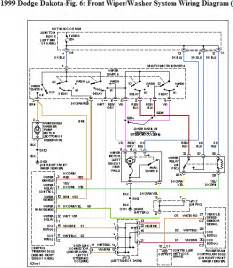 need color coded wiring diagram for 1999 dakota w tilt steering