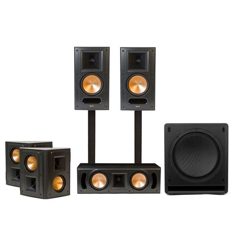 rb 61 ii home theater system klipsch speakers