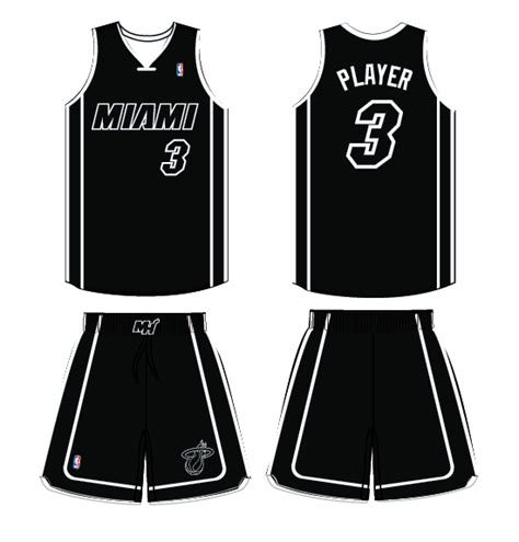 jersey design miami heat image miami heat back in black uniform gif basketball