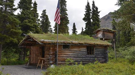 Proenneke Cabin by Stonewood Lodge Wilderness Retreat Alaska S Stonewood Lodge