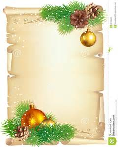 christmas background stock vector image of ball branch