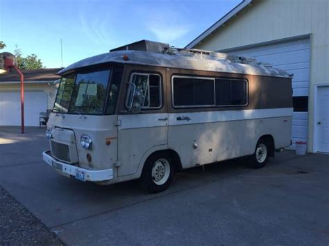 used rvs vintage motorhome clark cortez for sale by owner