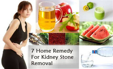 how to flush out kidney stones with home remedies