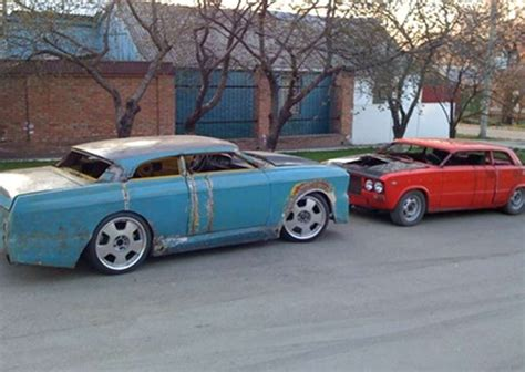 Lada Coupe 477 Lada 2106 Coupe Tuning Russian Cars