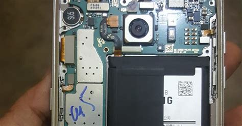 Baterai Tanam Samsung cara membuka casing belakang samsung galaxy s7 edge
