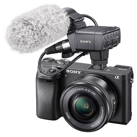 Kamera Sony Xlr externes aufnahmenger 228 t handy smartphone