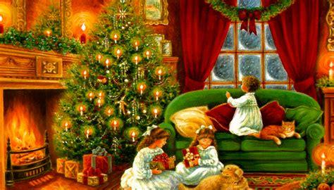 imagenes de navidad reales tenemos los bellos dise 241 os de paisajes de navidad animados