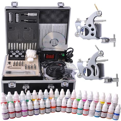 tattoo equipment needed tattoo kits and equipment how to purchase it carefully