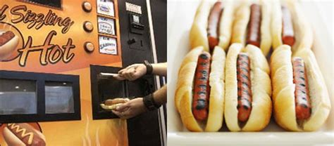 Sausage And South Diet Vending Machines sausage and south diet vending machines popsugar food
