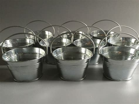 wholesale wedding galvanized buckets popular oval metal buy cheap oval metal lots