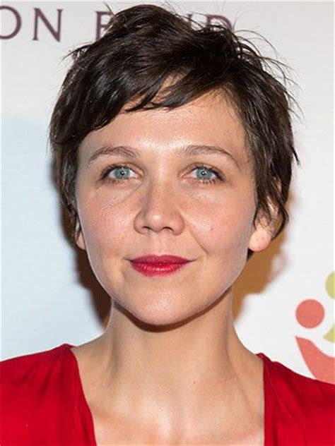 hair cuts to wear curly or straight 15 ways to wear short curly hair maggie gyllenhaal face