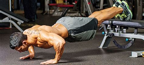 What Muscles Does Bench Press Work Decline Push Ups Bodybuilding Wizard