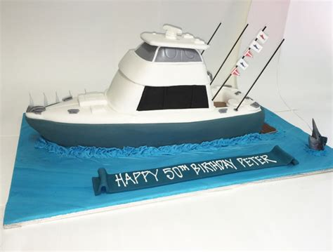 fishing boat cake riviera boat cake 3d that s my cake