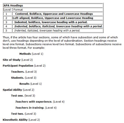 research paper headings    write guide