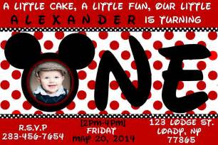 Mickey Mouse 1st Birthday Party Supplies » Home Design 2017