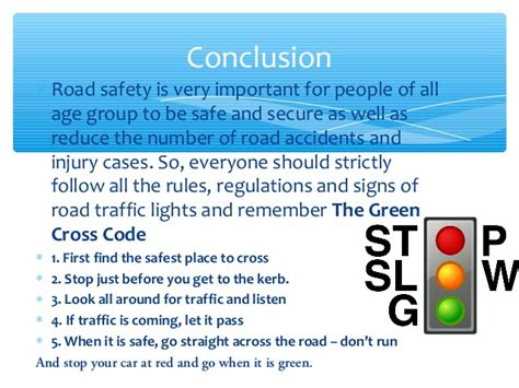 8 Punctuality Tips Everyone Should Follow by Road Safety Presentation Ppt By Faisal