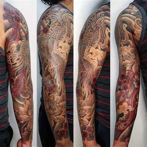 yakuza phoenix tattoo 50 japanese phoenix tattoo designs for men mythical ink