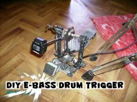drum trigger tutorial diy drum trigger doovi