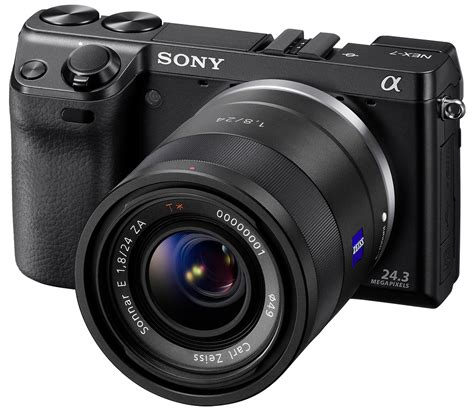 sony new the next sony alpha nex 7