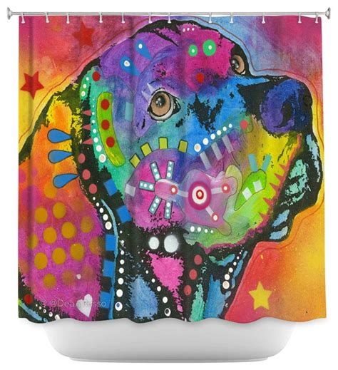 psychedelic curtains dianoche designs shower curtain by dean russo