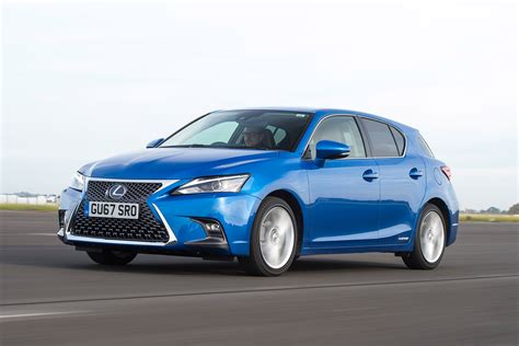 lexus ct200h used new lexus ct 200h 2017 facelift review auto express