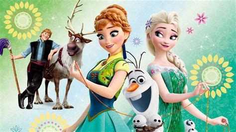 frozen cast wallpaper image frozen fever cast jpg disney wiki fandom