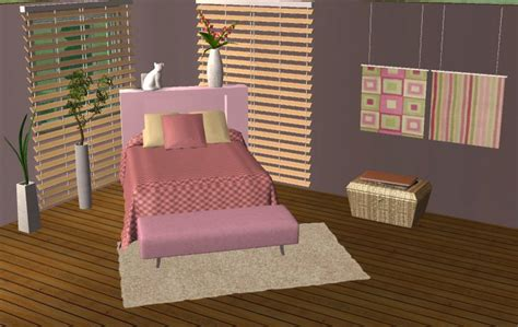 baby betten set mod the sims cotton bedroom set
