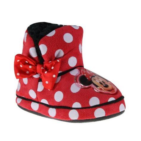 pantufa infantil ricsen minnie  vermelho botas  femininas masculinas  infantis