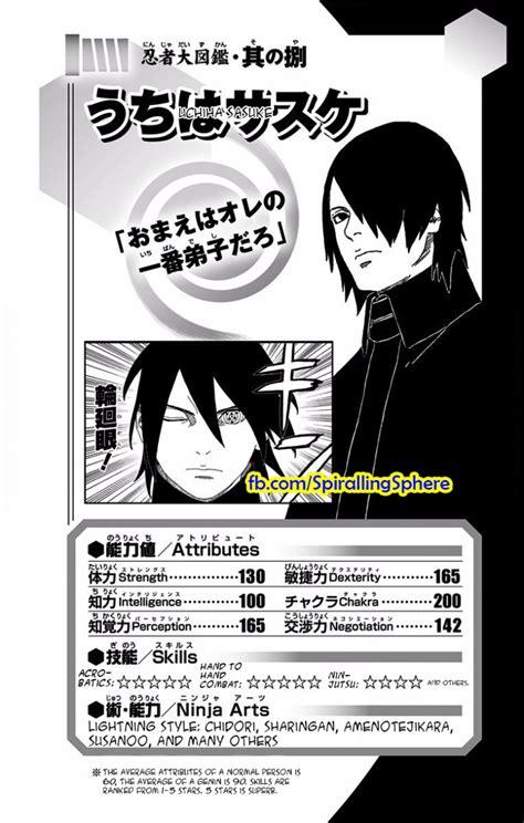 boruto databook boruto manga volume 4 reveals konohamaru moegi s stats
