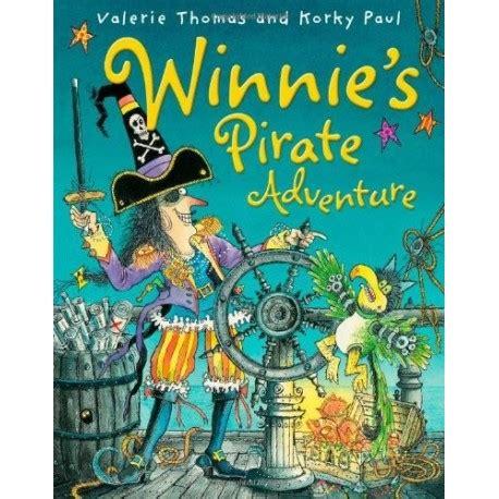winnies pirate adventure 0192736027 winnie s pirate adventure english wooks