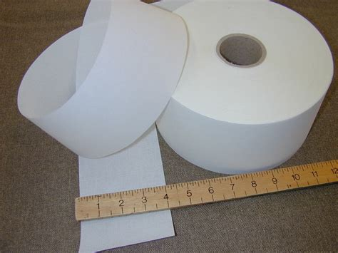 how to use buckram in curtains 4 quot heading buckram single sided fusible upholstery