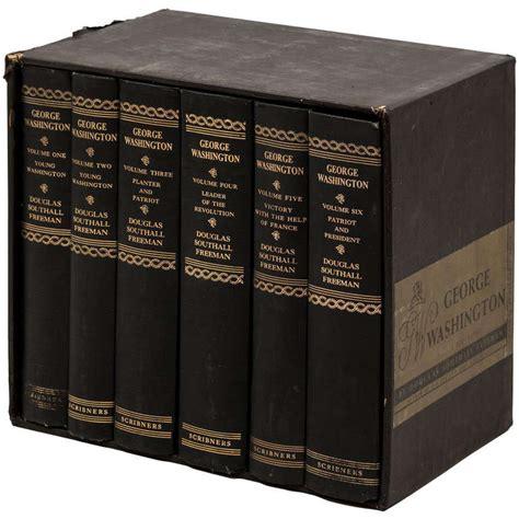 george washington a biography freeman quot george washington a biography quot by douglas southall