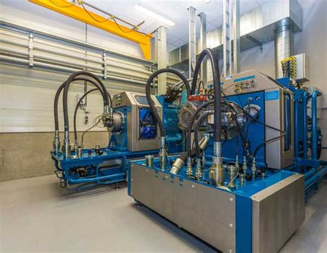 hydraulic test bench industrial drive for hydraulic test bench spit
