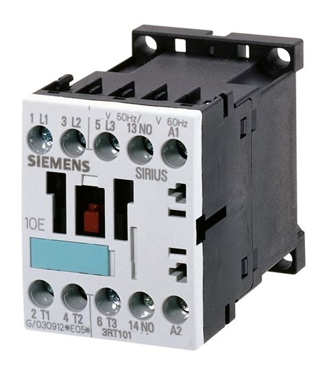 Siemens Contactor 3rt1035 1ab00 3rt1015 1ab02 contactor siemens 7a sirius 3kw 400v