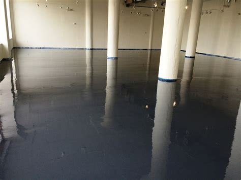 residential commercial liquid epoxy flooring company in connecticut