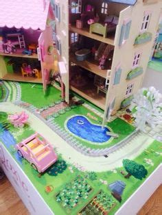 le toy van dolls house playmat le toy van lavender doll house shop online directtoys nz h108 www letoyvan com