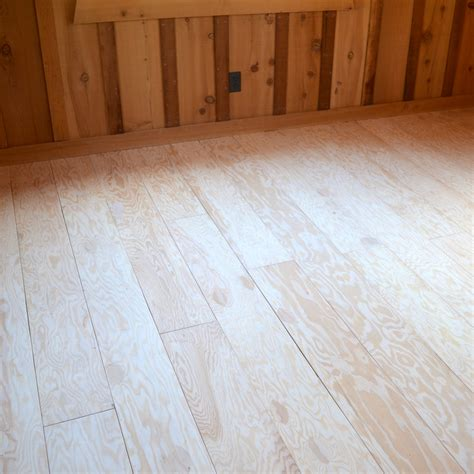 Make Floor how to create beautiful plank flooring out of plywood